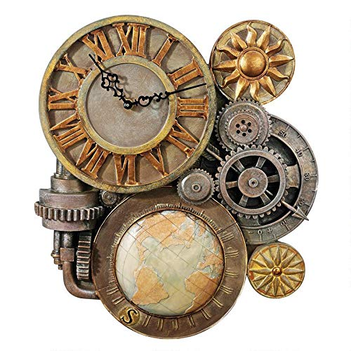 orologio stile industriale